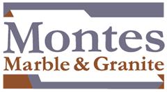 Montes Marble & Granite NH MA Logo