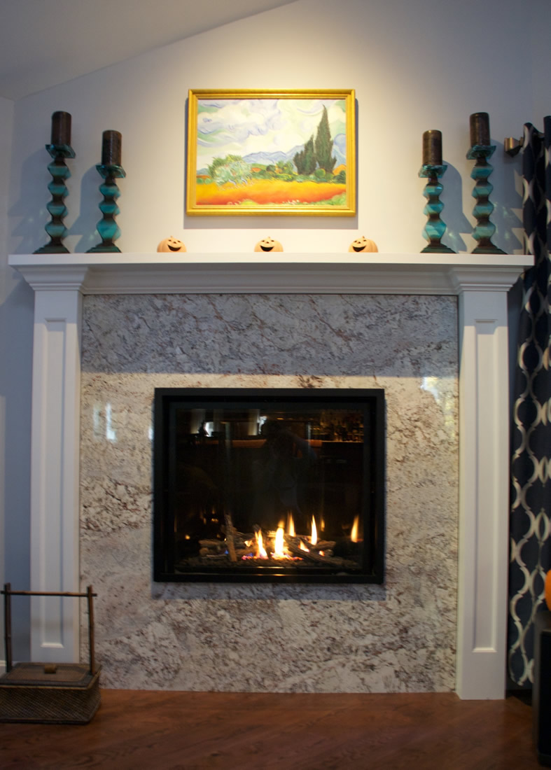 fireplace in stone montes marble u0026 granite nh ma