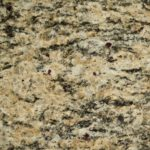 Yellow St. Cecelia Light granite remnant for sale